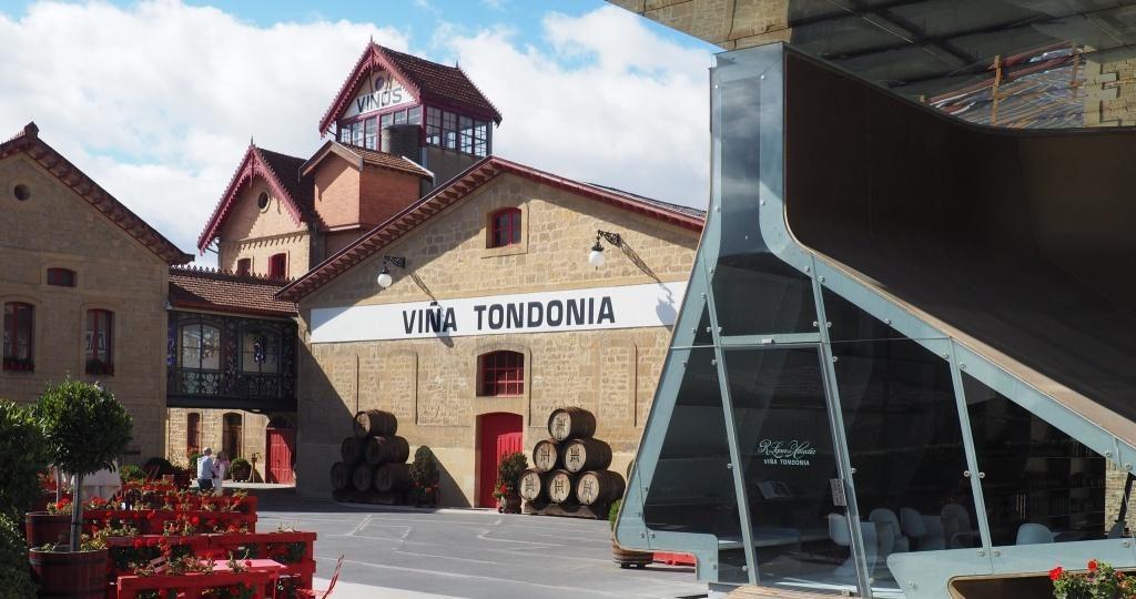 Bodegas Lopez De Heredia Vina Tondonia Haro Bodegas En La Rioja