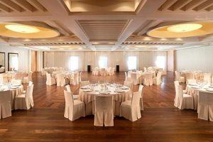restaurante para bodas marques de riscal