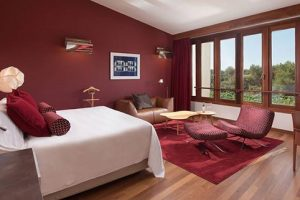 Hotel marques de riscal habitaciones