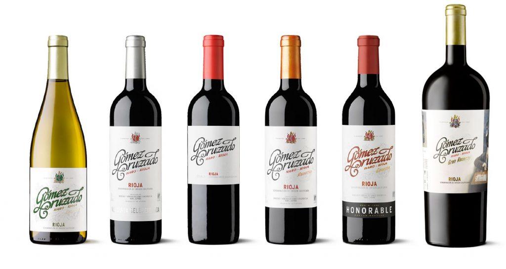 Vinos Bodega Gomez Cruzado