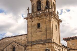 Iglesia Parroquial de la Asuncion Sajazarra
