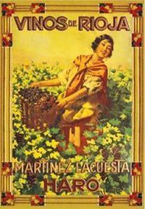 Publicidad de vinos de rioja