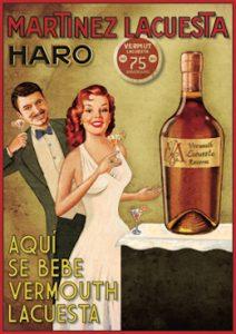 publicidad vermouth martinez lacuesta
