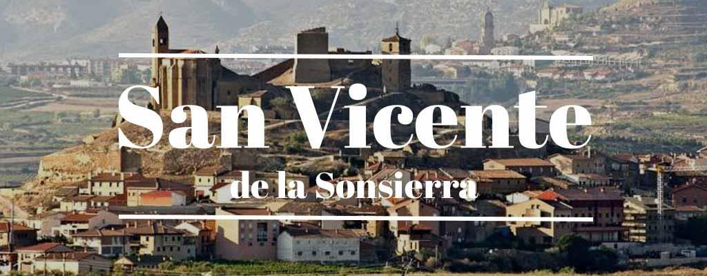 San Vicente de La Sonsirra La Rioja